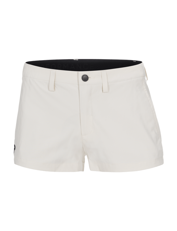 PEAKPERFORMANCE WOMEN'S TRECK SHORT milk white