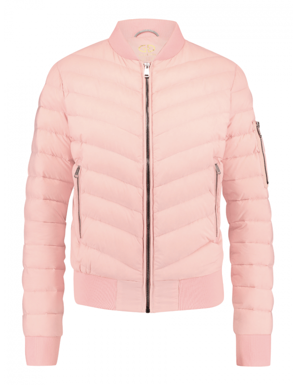 GOLDBERGH ALLISON JACKET blush