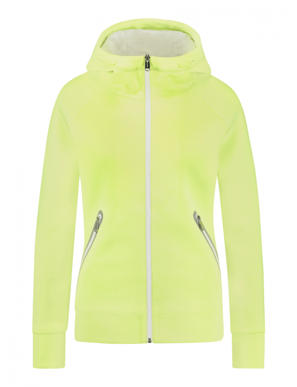 GOLDBERGH LAKE VEST soft neon yellow