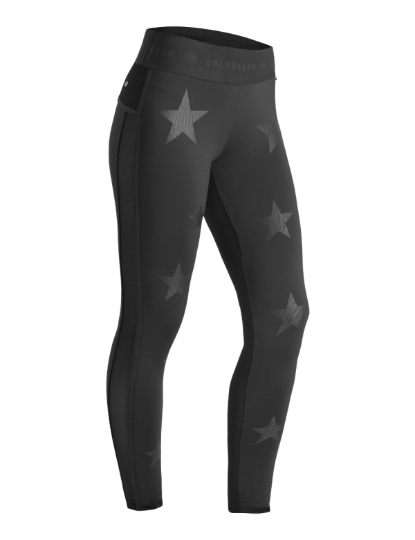 GOLDBERGH STAR PANT black