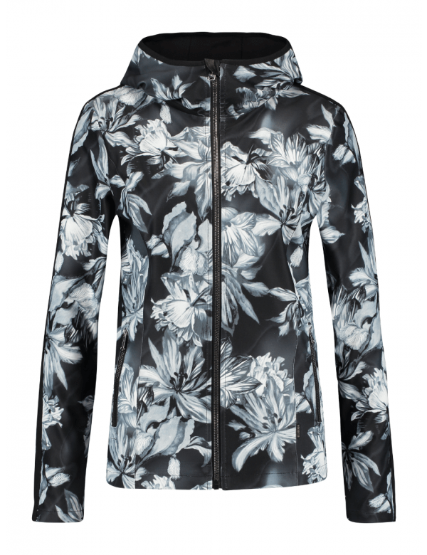GOLDBERGH LAGUNA VEST black print