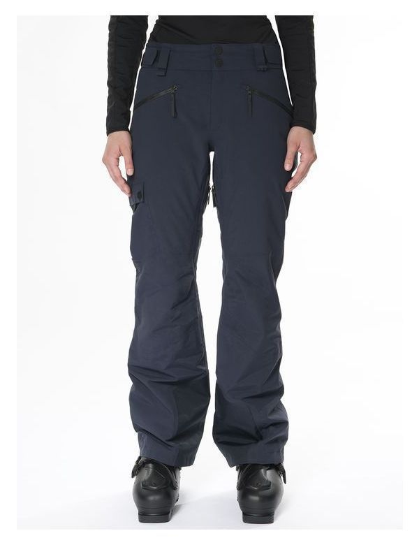 PEAKPERFORMANCE WOMEN'S HAKUBA SKI PANTS SALUTE BLUE