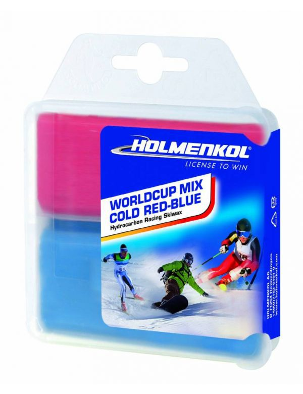 HOLMENKOL WORLDCUP MIX COLD RED/BLUE