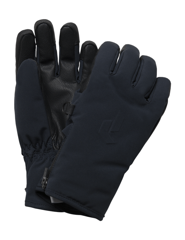 PEAKPERFORMANCE KIDS UNITE GLOVES BLACK
