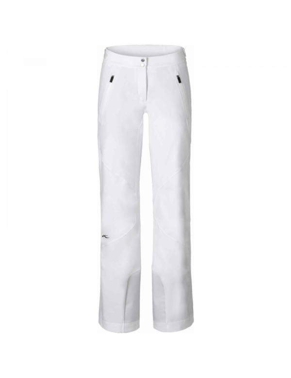 KJUS WOMEN FORMULA PANTS white