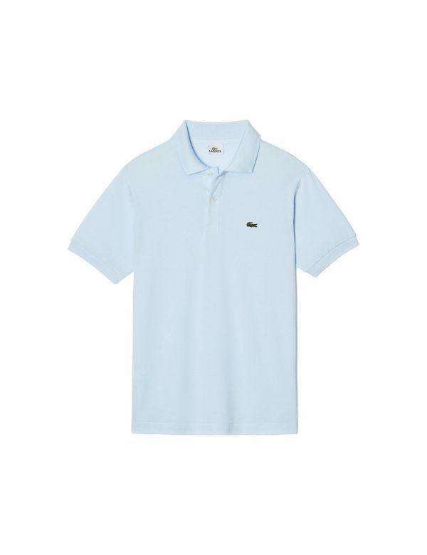 LACOSTE CLASSIC SHORT SLEEVE POLO ruisseau