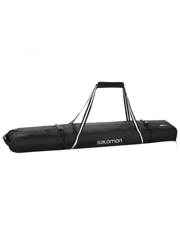 SALOMON EXTEND 2 PAIRS 175 + 20 SKI BAG