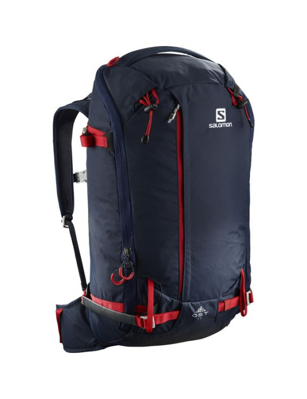 SALOMON QST 30 RUGTAS navy red