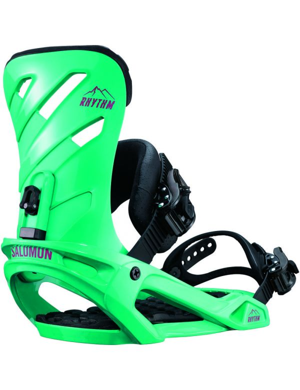 salomon rhythm ermy green