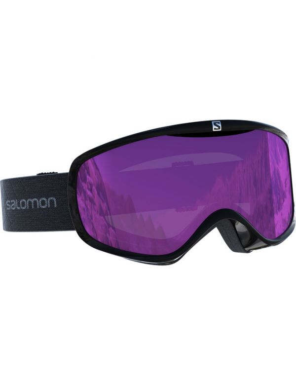 SALOMON SENSE BLACK