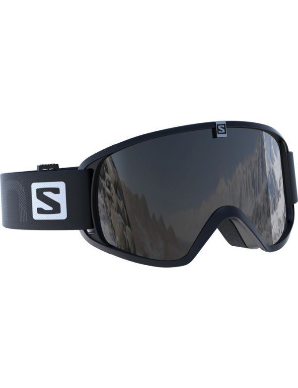 SALOMON TRIGGER GOGGLE BLACK