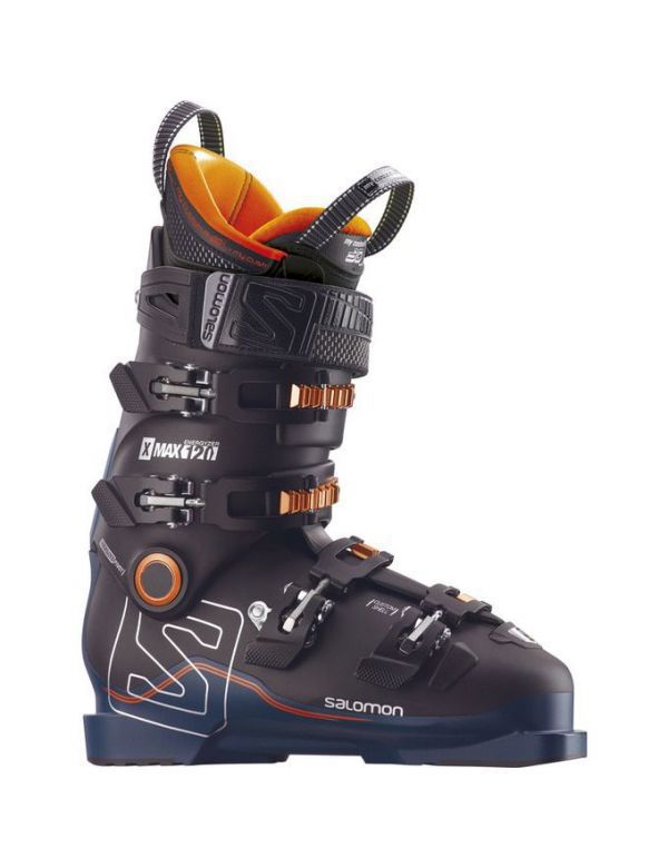 SALOMON X MAX 120 BLACK ORANGE