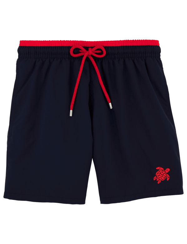 VILEBREQUIN MOKA NAVY RED