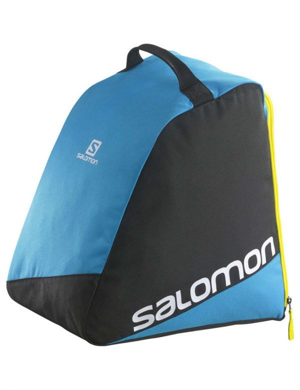 SALOMON ORIGINAL BOOT BAG blue black