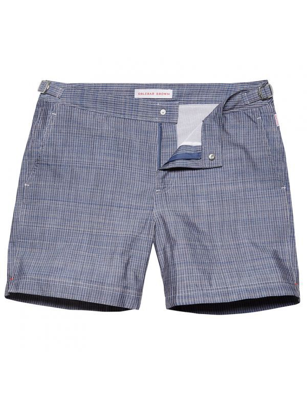 ORLEBAR BULLDOG CHAMBRAY