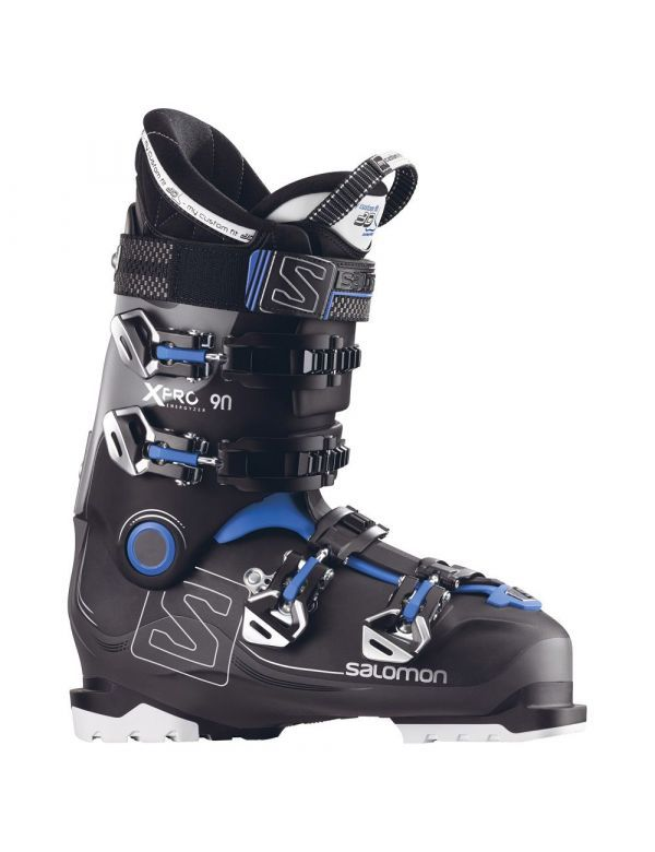 SALOMON X PRO 90 BLACK BLUE