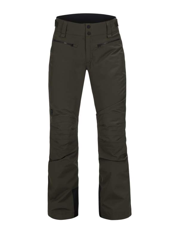 PEAKPERFORMANCE WOMEN'S SCOOT SKI PANTS FOREST NIGHT