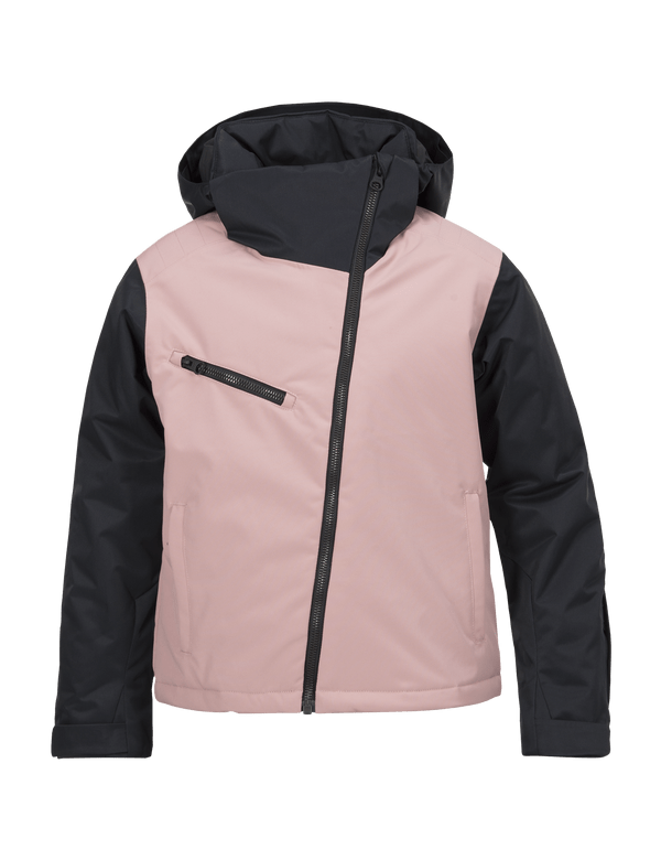 PEAKPERFORMANCE KIDS SCOOT SKI JACKET DUSTY ROSES