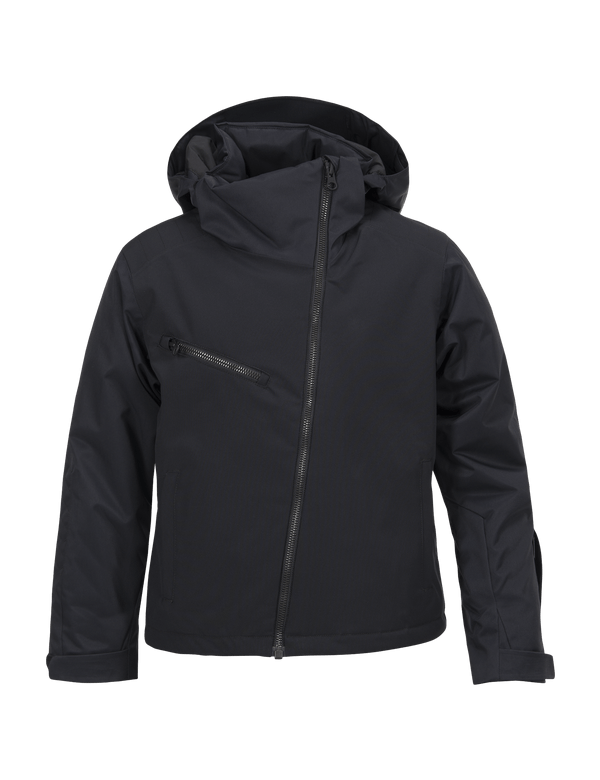 PEAKPERFORMANCE KIDS SCOOT SKI JACKET BLACK