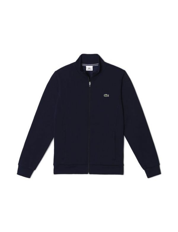 LACOSTE SPORT MOLTON SWEATER NAVY
