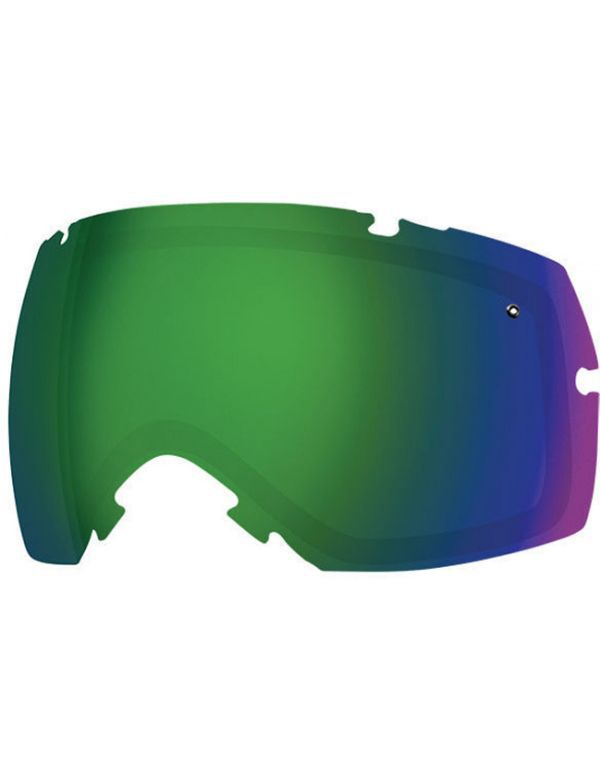 SMITH I/OX CHROMAPOP SUN GREEN MIRROR LENS