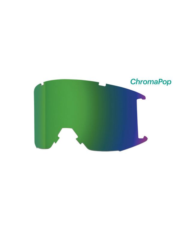 SQUAD REPLACEMENT LENS Chromapop Sun