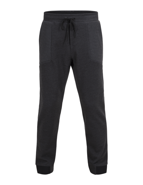 PEAKPERFORMANCE MEN'S TECH PANTS DK GREY MELANGE