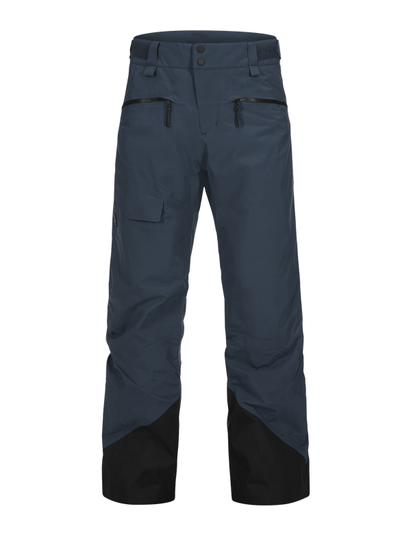PEAKPERFORMANCE MEN'S SKI TETON 2-LAYER PANTS BLUE STEEL