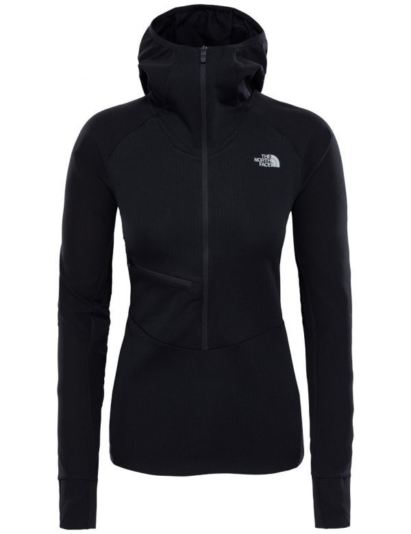 THE NORTH FACE W RESPIRATOR JACKET BLACK