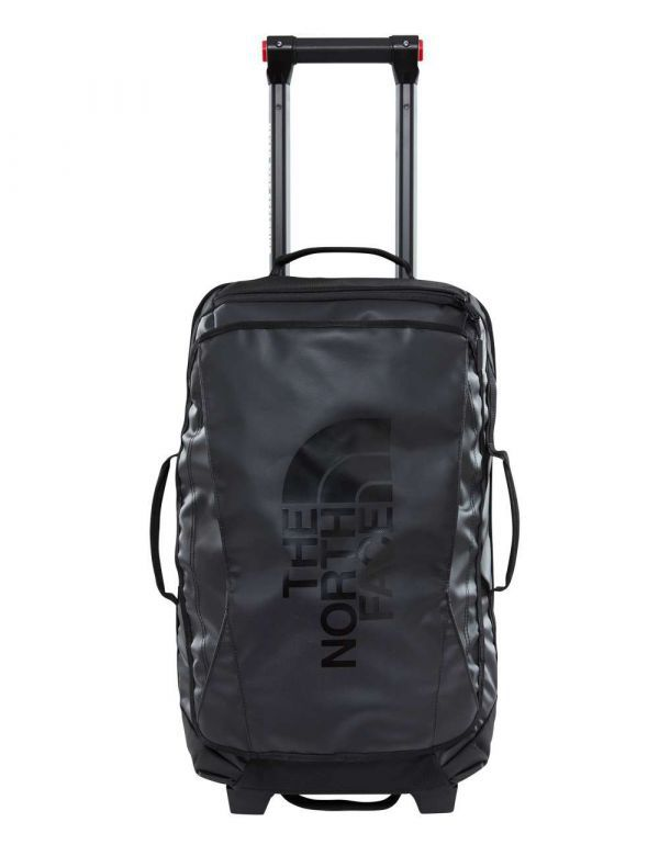 "THE NORTH FACE ROLLING THUNDER 22"" LUGGAGE Black"