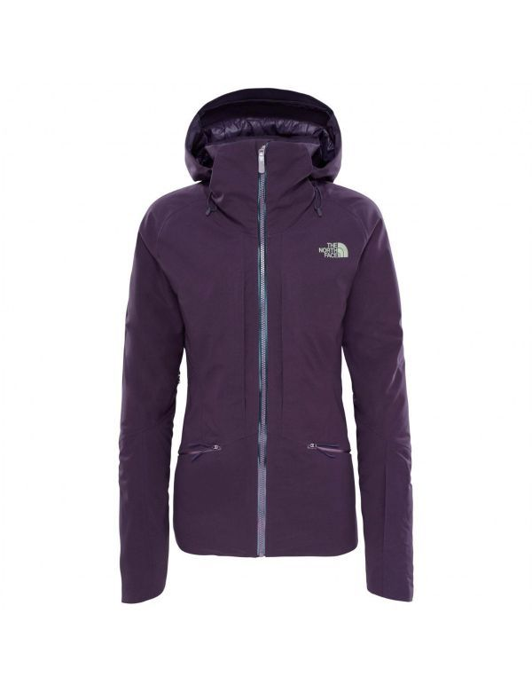 THE NORTH FACE W ANONYM JACKET DK EGPLANT PURPLE