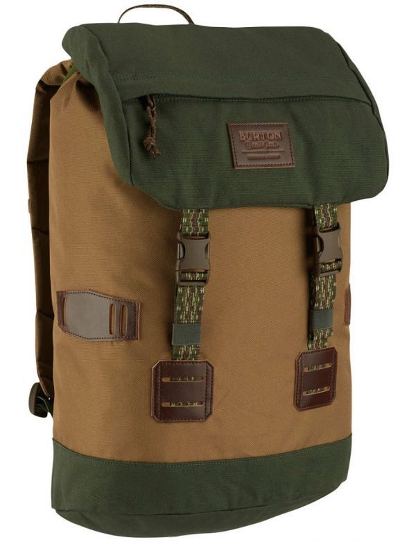 BURTON TINDER PACK kelp coated