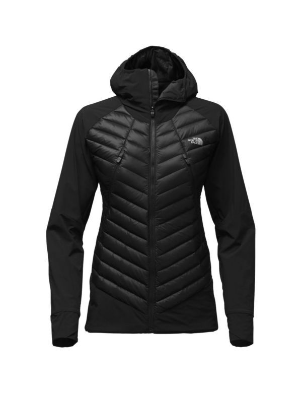 THE NORTH FACE W UNLIMITED JACKET BLACK