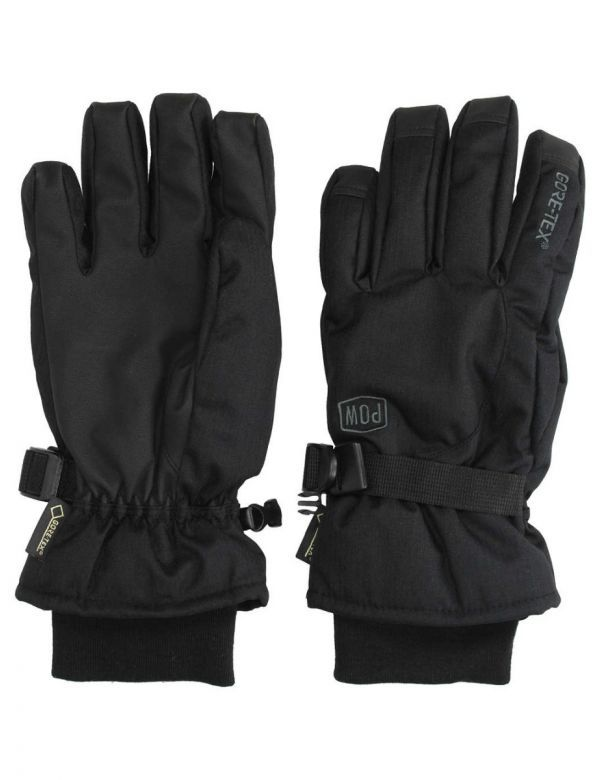 POW TRENCH GORE-TEX GLOVE Black