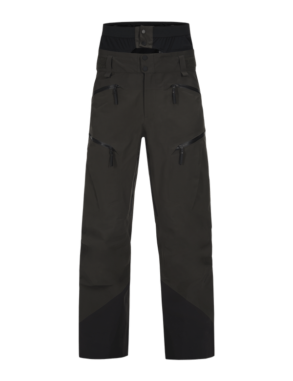 PEAKPERFORMANCE MEN'S VOLCAN SKI PANTS OLIVE EXTREME