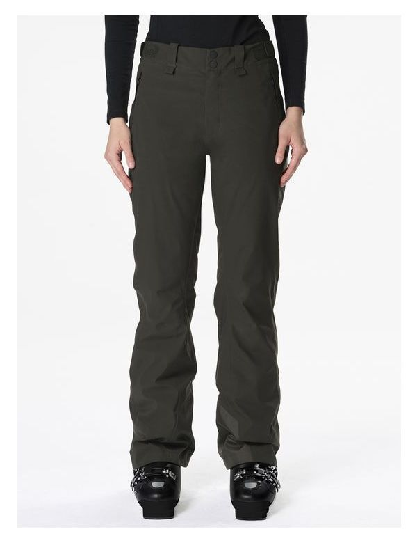PEAKPERFORMANCE WOMEN'S WHITEWATER SKI PANTS OLIVE EXTREME