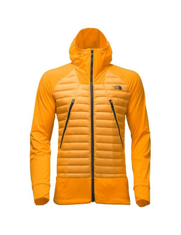 THE NORTH FACE UNLIMITED JACKET ZINNIA ORANGE