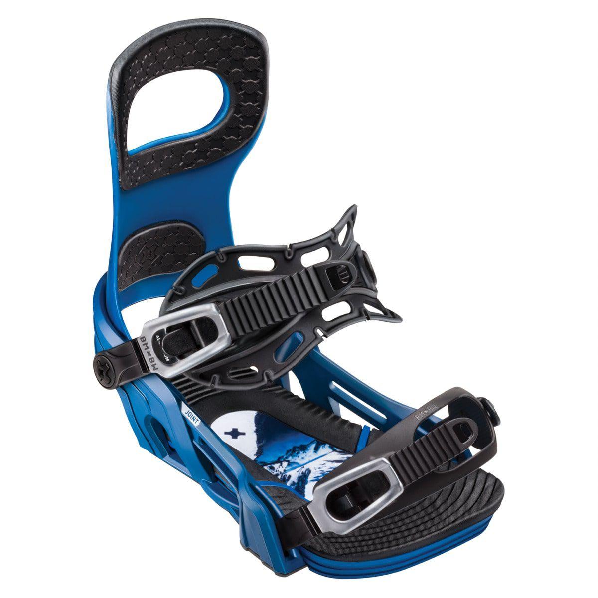 Afbeelding van Snowboardbindingen Heren BENT METAL JOINT blue S/M